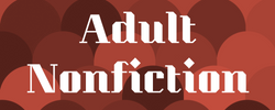 Adult Nonfiction